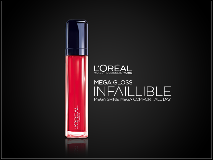 L'Oreal Paris Infallible Mega Gloss, Price And Review