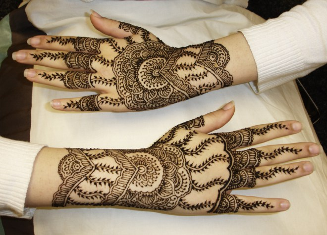 30 Simple Henna Designs For Beginners 0027