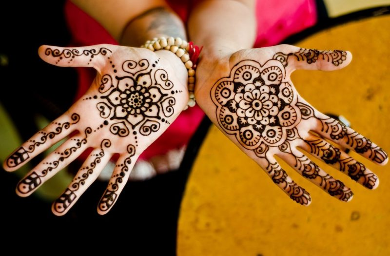 30 Simple Henna Designs For Beginners 0028