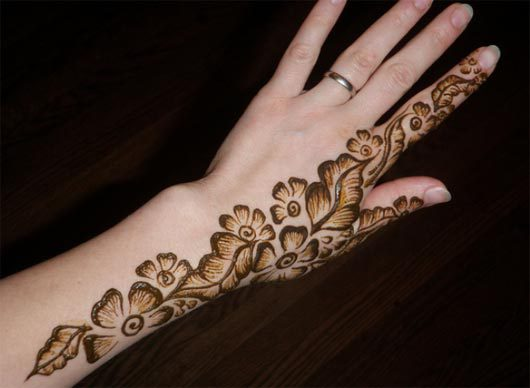 30 Simple Henna Designs For Beginners Cover