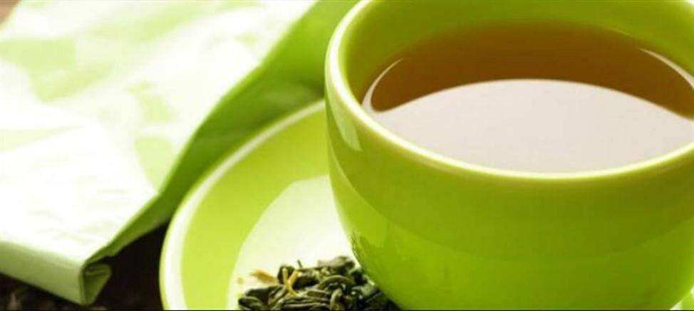 Brain Boosting Herbs & Spices - Green Tea