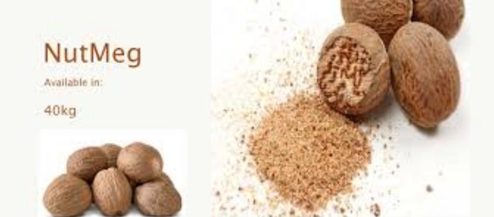 Brain Boosting Herbs & Spices - Nutmeg