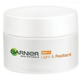 Garnier SN Light & Radiant Day Cream