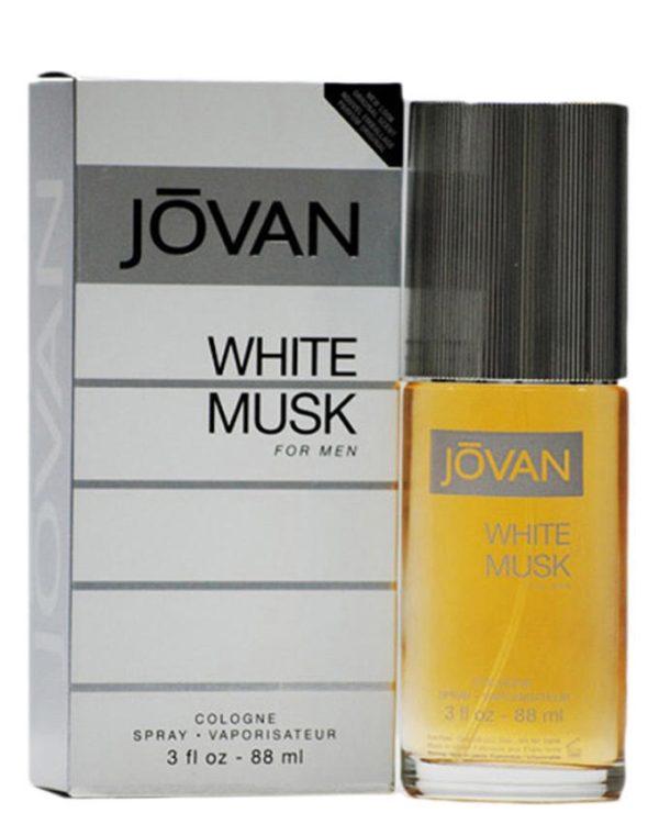 Jovan White Musk - Eau de Cologne Spray Jovan White Musk Eau de Cologne Spray