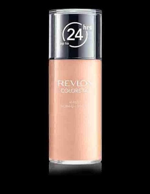 Revlon Color Stay Makeup For Normal/Dry Skin- Natural Beige Foundation Revlon Color Stay Makeup For Normal Dry Skin Natural Beige Foundation