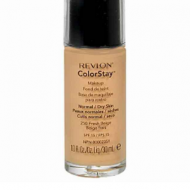 Elementor #25843 Revlon Color Stay Makeup Fresh Beige Foundation For Normal Dry Skin