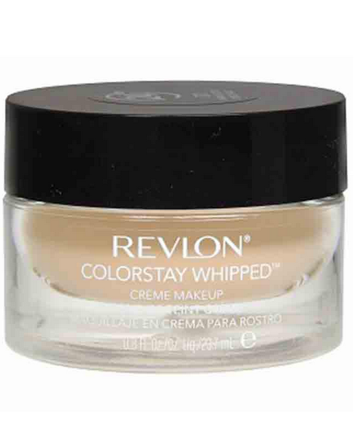 Revlon Color Stay Whipped Cream Makeup- Warm Golden Foundation Revlon Color Stay Whipped Cream Makeup Warm Golden Foundation