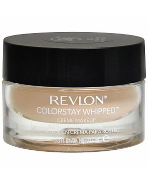 Revlon Color Stay Whipped Creme Makeup- Natural Beige Foundation Revlon Color Stay Whipped Creme Makeup Natural Beige Foundation