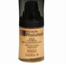 Revlon Photo Ready Makeup- Natural Beige Foundation 005