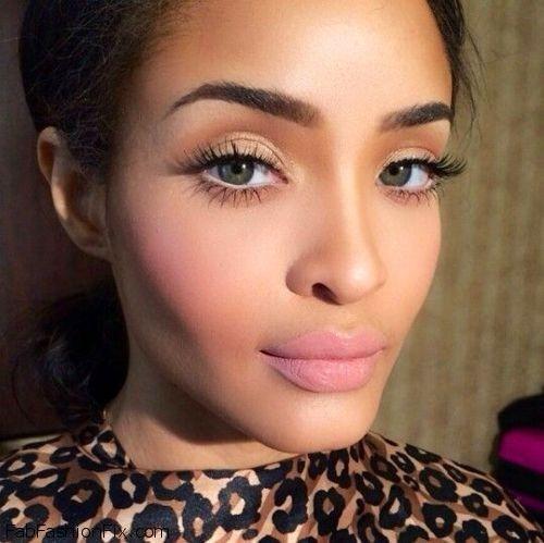 Top 6 Small Eye Makeup Tips - Prepared EYEBROWS