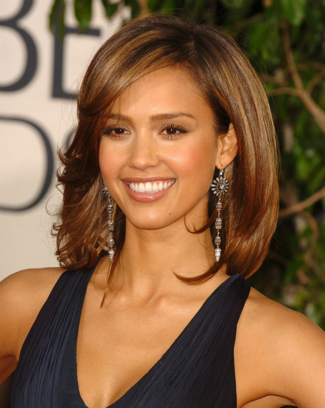 16+ Jessica Alba Hairstyles In 2006 Bob Look