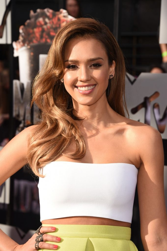 16+ Jessica Alba Hairstyles In 2014 Natural Look
