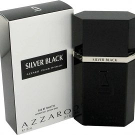 Azzaro Silver Black Perfume For Men