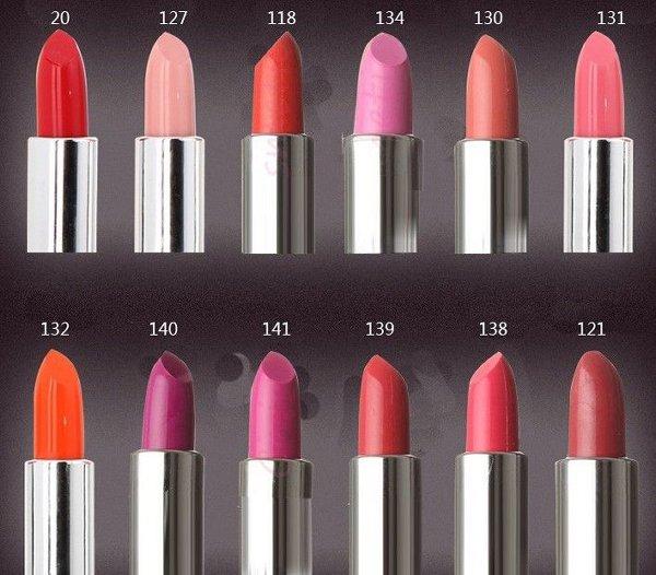 Makeup forever orange lipstick