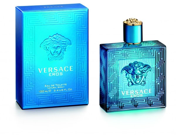 Top 10 Best Perfumes For Men In Pakistan-Eros from Versace