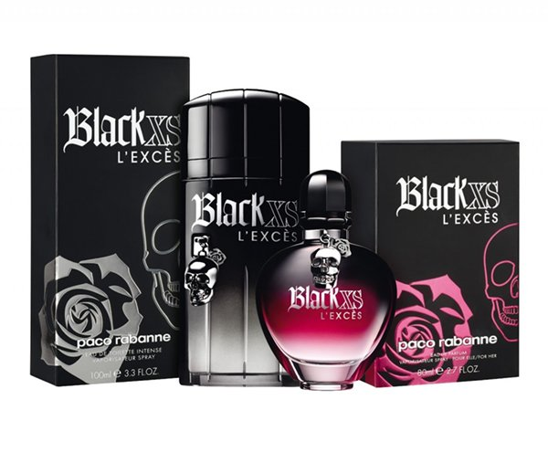 Top 10 Best Perfumes For Men In Pakistan-Paco rabanne Black X S Lexes