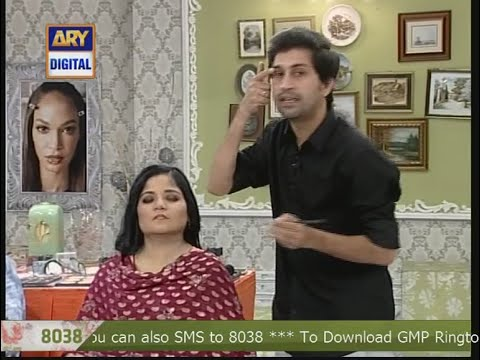 Latest Wajid Khan Makeup Tips In Urdu