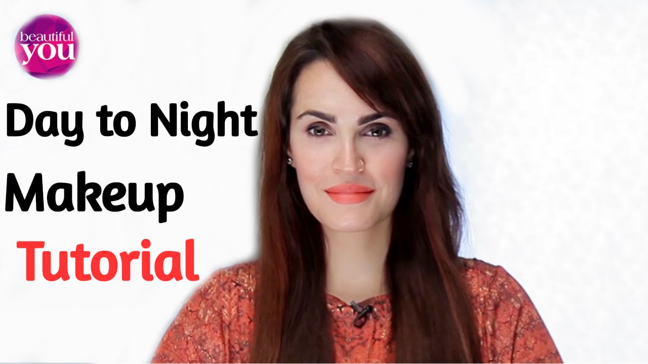 Makeup By Nadia Hussain Day-To-Night