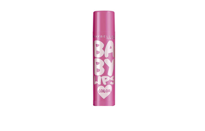 Top 10 Best Chapstick For Dry Lips – Maybelline Baby Lips Colour Lip Balm