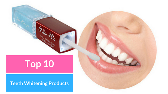 Top 10 Best Teeth Whitening Products – Dentist Choice