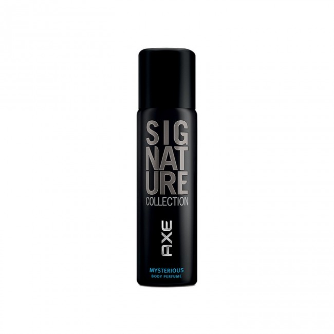 Top 10 Best Natural Deodorant For Men – AXE Signature Mysterious Perfume Body Spray For Men