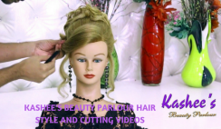 Kashee's Beauty Parlour Hair Style And Cutting Videos