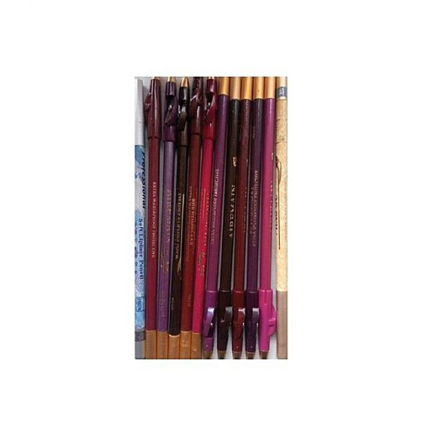 Make You Up Pack of 12 - Eye & Lip Liner Pencil - Multicolor Make You Up Pack of 12 Eye Lip Liner Pencil Multicolor