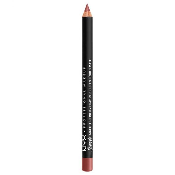 NYX Professional Makeup Suede Matte Lip Liner - 31 Cannes NYX Professional Makeup Suede Matte Lip Liner 31 Cannes 1