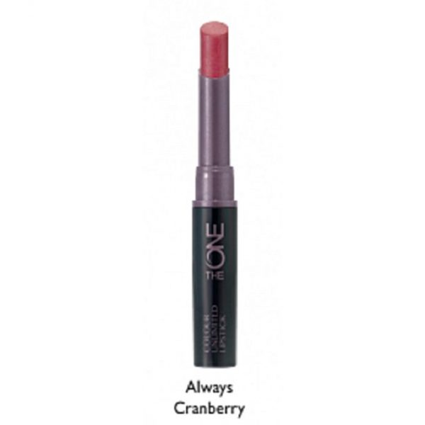 Oriflame Sweden The One Colour Unlimited Lipstick - Always Cranberry Oriflame Sweden The One Colour Unlimited Lipstick Always Cranberry 1