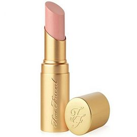 TOO FACED LA CREME COLOR DRENCHED LIPSTICK MINI – NAKED DOLLY