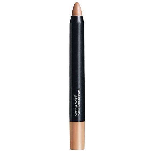 Wet n Wild Velvet Matte Lip Color - Nude Streak Wet n Wild Velvet Matte Lip Color Nude Streak