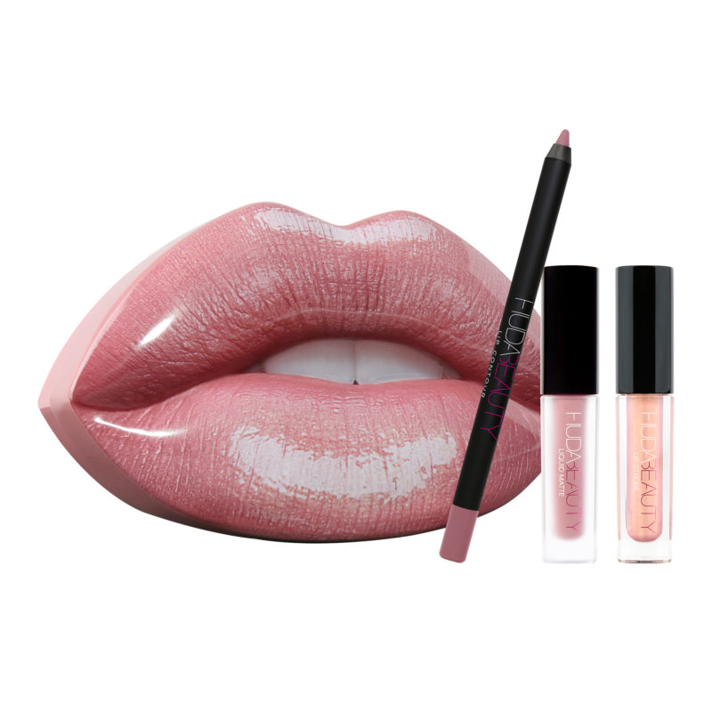Top 10 Huda Beauty Lipstick Shades Price In Pakistan