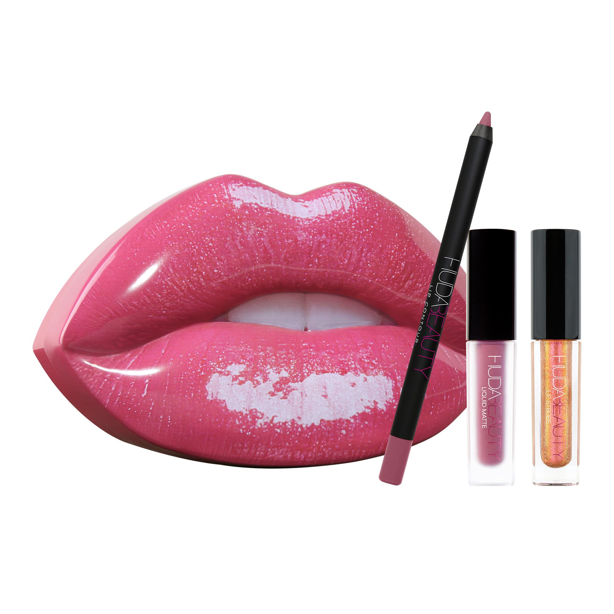 Top 10 Huda Beauty Lipstick Shades Price In Pakistan