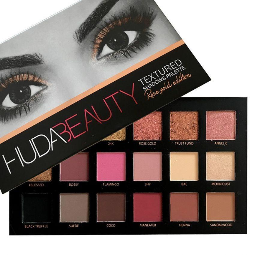 Huda Beauty Desert Dusk Eyeshadow Palette – Top 10 Trending Makeup Products 2018
