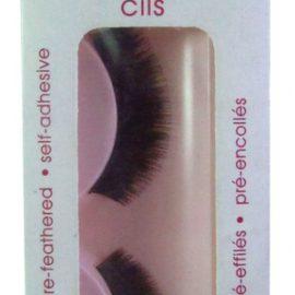 Artmatic Eyelashes Cils Black Natural 001