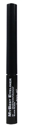 Layla My Best Waterproof Liquid Eyeliner Black 1