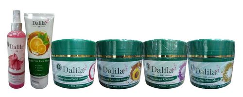 Dalila UK Whitening Facial Kit 250ML
