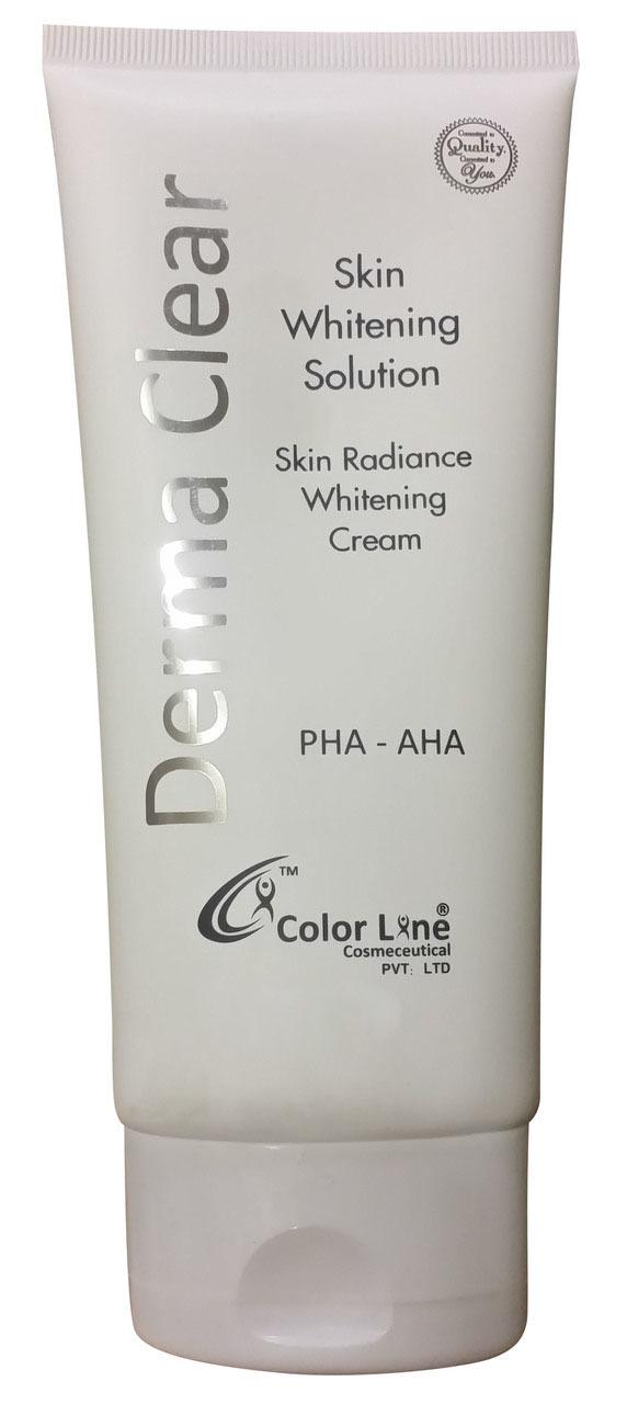 Derma Clear Skin Whitening Solution Skin Balancing Whitening Cream