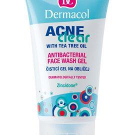 Dermacol Acne Clear Antibacterial Face Wash Gel 150 ML