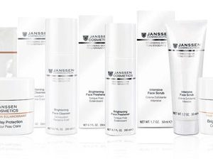 Janssen Whitening Facial Kit