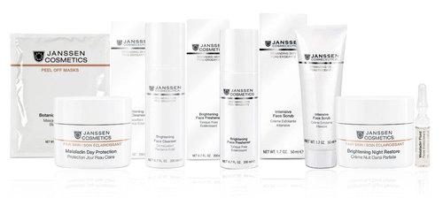 Janssen Whitening Facial Kit