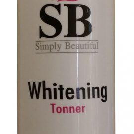 SB Facial Whitening Toner 200ML