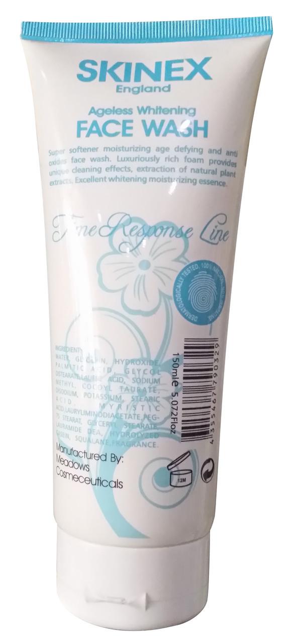 Skinex England Ageless Whitening Face Wash 150 ML