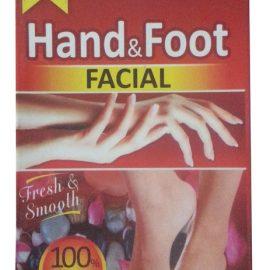 Akssa Hand & Foot Facial (Sachet)