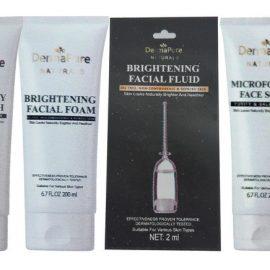 DermaPure Naturals Complete Brightening Facial Kit