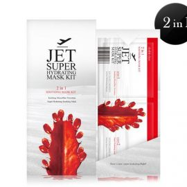 Double Dare Jet 2 in 1 Soothing Mask Kit