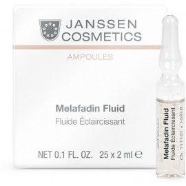 Janssen Melafadin Fluid Ampoule 25 x 2 ML