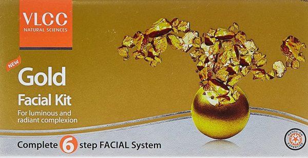 VLCC Premium Gold Facial Kit 6 In 1