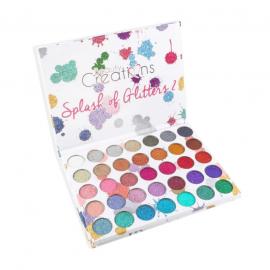 BEAUTY CREATIONS Splash of Glitters Palette