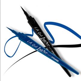 LA Girl Line Art Matte Eyeliner Pen Cobalt